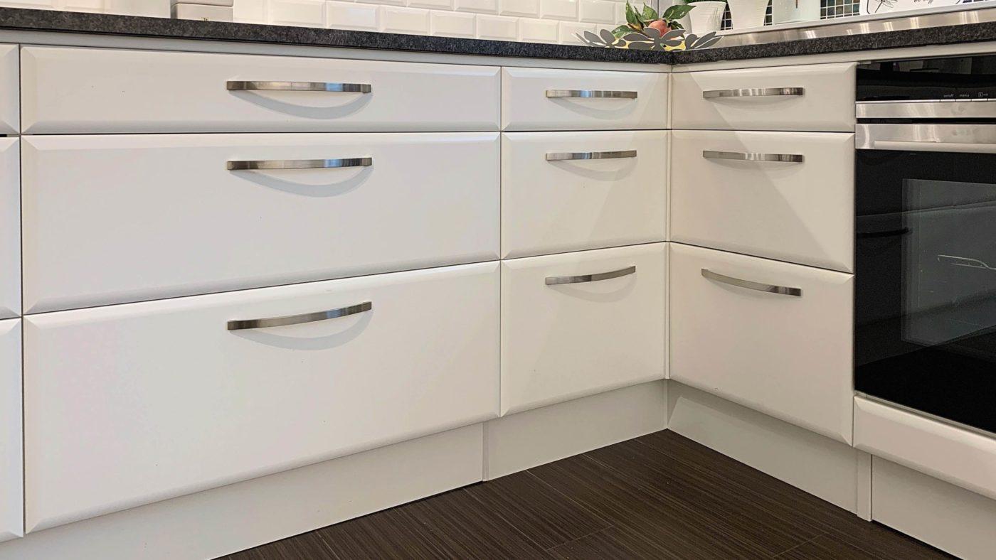 Nya köksluckor till IKEA Metod och IKEA Faktum