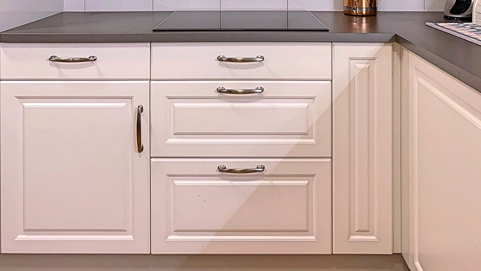 Nya köksluckor till IKEA Faktum skåp och stommar